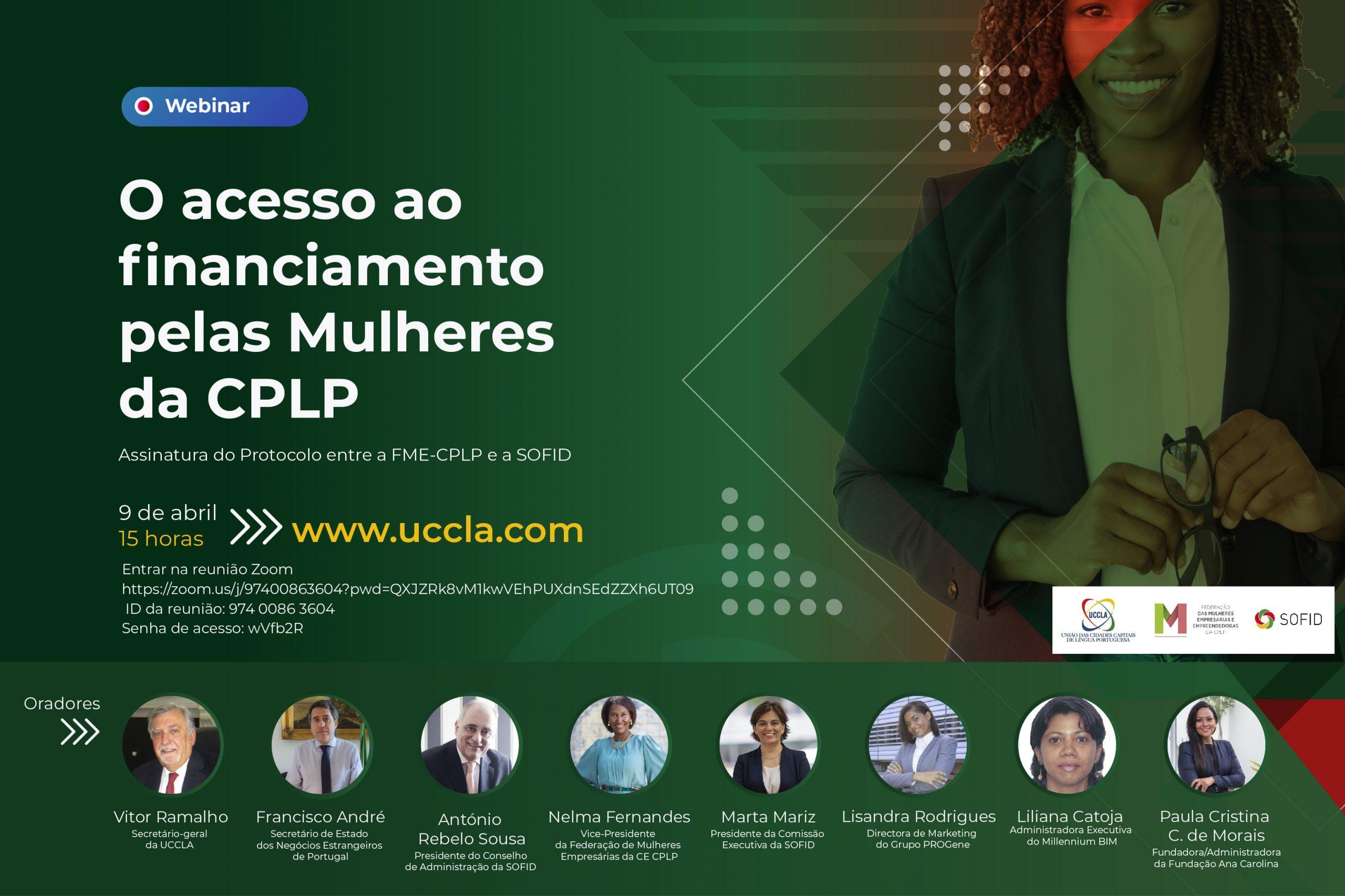Webinar- O acesso ao financiamento pelas Mulheres da CPLP_Webinar_acesso ao financiamento pelas mulheres CPLP_MAIL E REDES
